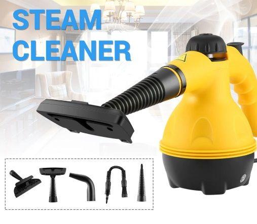 Steam Cleaner - Портативна мощна парочистачка