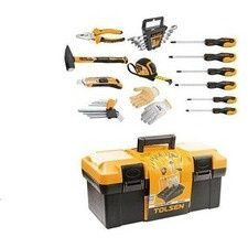 Cutie cu 26 unelte de mana 420x230x190 mm 85360