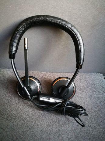Casca Call Center Plantronics Bluetooth BLACKWIRE C720-M, USB, Mi