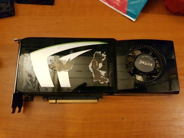 Placa video Zotac nVidia GTX275 896MB DDR3 448bit