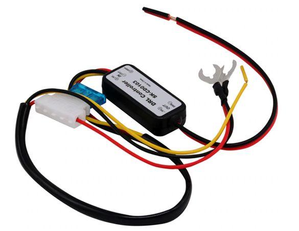 Автоматичен управляващ модул за дневни светлини