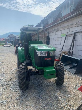 Tractor Konig Traktoren 504 50 CP 4x4 cu semicabina