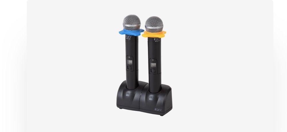 Микрофоны, радиосистемы.