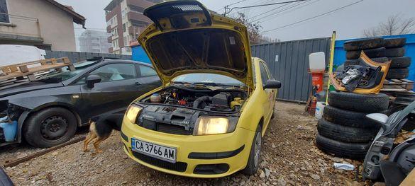 Skoda Fabia 1.2 газов инжекцион на части