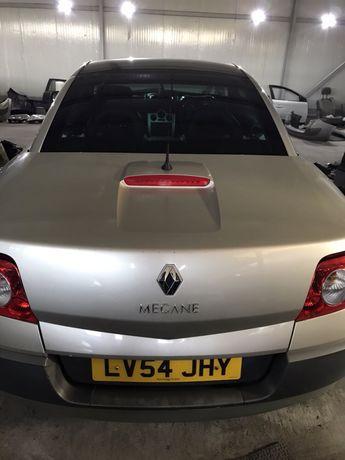 Portbagaj Haion Renault Megane 2 Cabrio