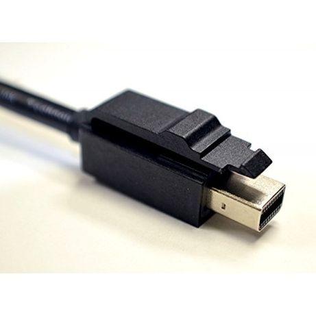 Преходник Mini DisplayPort към DisplayPort - Мъжко към женско