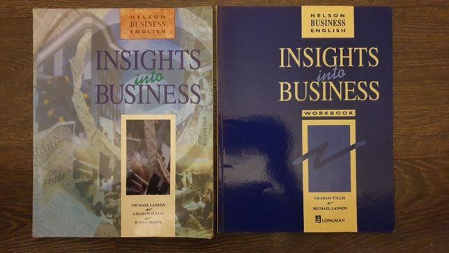 Insights into business, longman