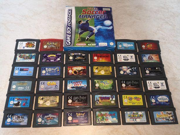 Jocuri nintendo Gameboy Advance / GBA - Mario, Pokemon, Nemo, Spyro