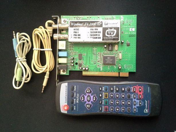 WinFast TV 2000 XP schimb cu telefon
