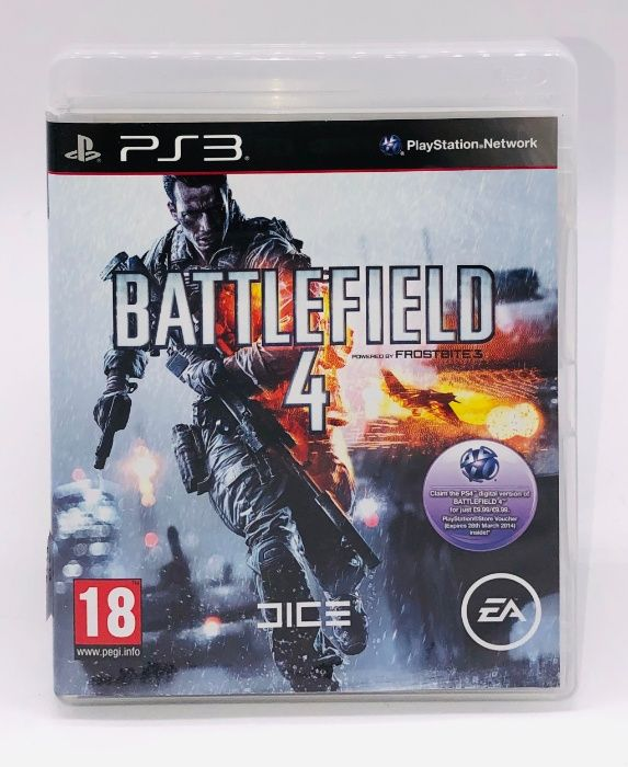 Battlefield 4 ps3 PlayStation ps 3 Brasov - imagine 1