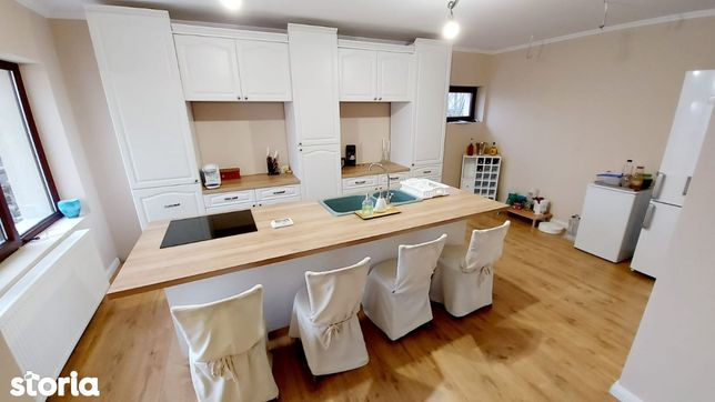 Casa individuala Dumbravita-5 cam-240 mp-utilata si mobilata