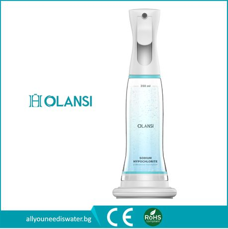 Генератор на Дезинфектант чрез Електролиза OLANSI