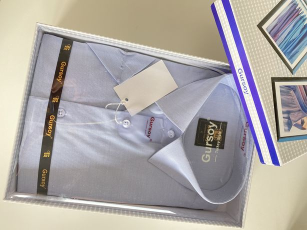 Рубашка мужская Gursoy р-р L