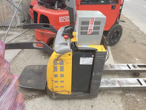 Motostivuitor Liza Electrica Atlet PLP/200P anul 2013