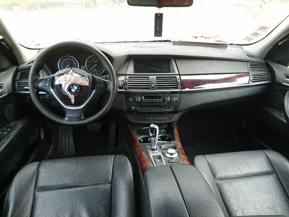 Дирекция за БМВ х5 х6 е70 е71 ляв волан / BMW e70 e71 x5 x6 / Комплект