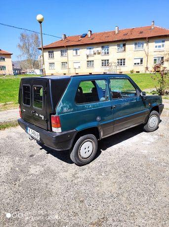 Fiat Panda НА ЧАСТИ джати + гуми + 5бр. и много други части