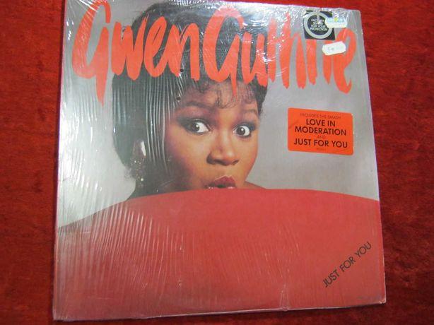 Виниловая пластинка GWEN GUTHRIE (USA)