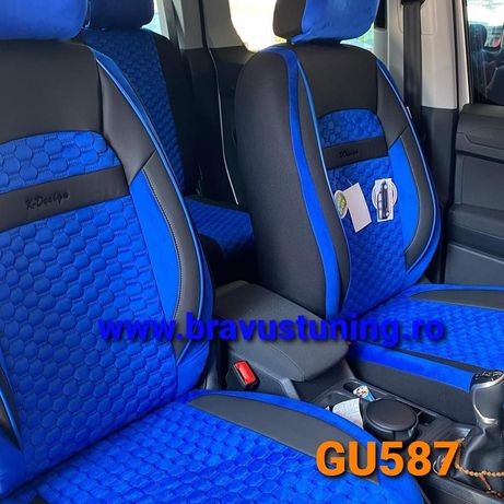 Huse scaun auto Velur BMW,Kia, Volkswagen,Audi, Mercedes, Opel,Ford