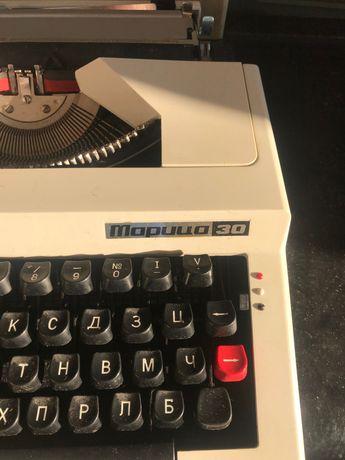 Стара пишешта машина
