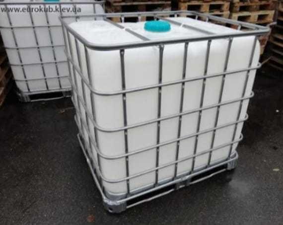Еврокуб на 1000 литров/Еврокуб  Новый и б\у