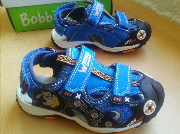 Sandale copii, marime 29, Bobbi Shoes, noi, in cutie