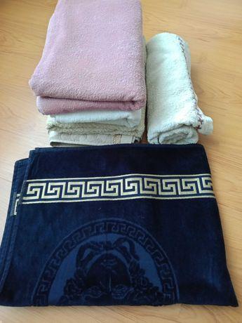 Продам полотенца махровые для бани, сауны. Б/у. Торг.