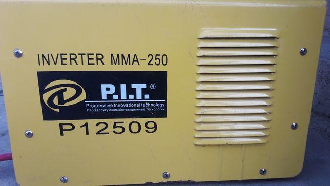 Сварочный аппарат PIT INVERTER MMA-250