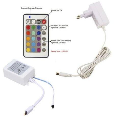 Kit pentru banda LED RGB