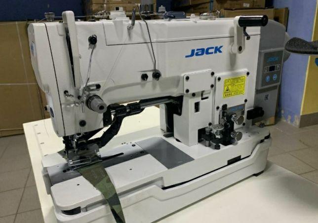 Петельная машина Jack Jk-782E-Q
