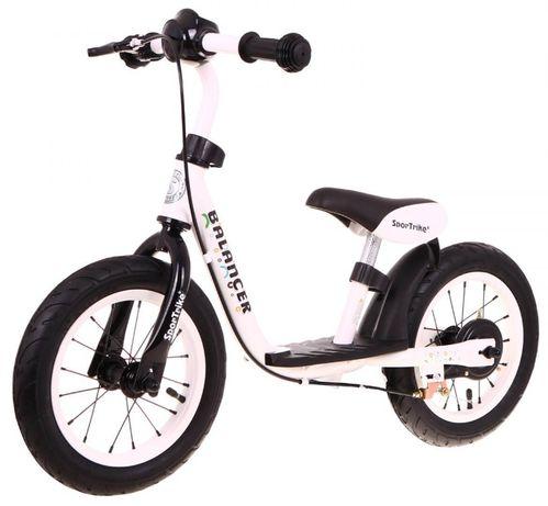 Bicicleta fara pedale BALANCER - SporTrike, Alb