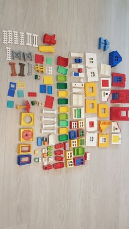 Lot lego duplo piese case