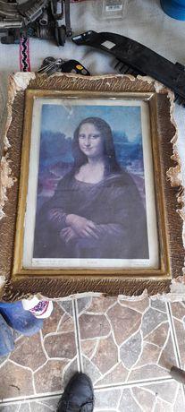 Vând tablou  vechi mai multe detalii