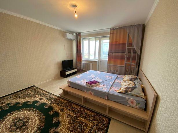 Сдам посуточно 1 ком квартиру в 12 мкр 64 доме, Актобе центр Аквапарк