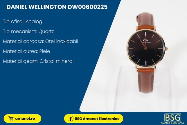 Ceas Daniel wellington DW00600225 - BSG Amanet & Exchange