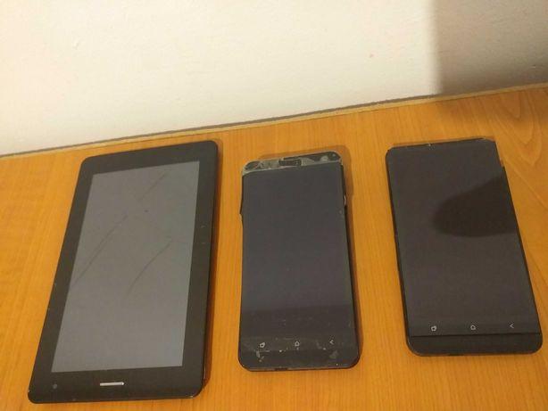 2 Tablete(Evolio+Cosmote)+ 2 telefoane HTC defecte
