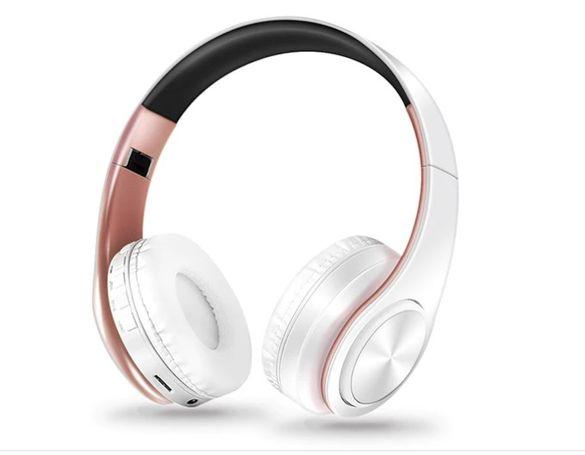 Безжични слушалки, блутут (Wireless Bluetooth headphone)