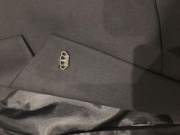 Костюм Классический  фирма Parlament чёрного цвета