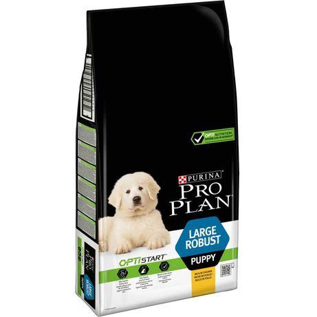ПроПлан Puppy Large Robust Корм для щенков крупных пород, 12 кг