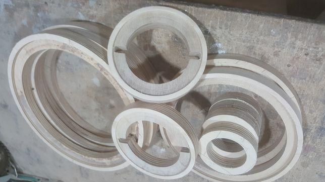 Проставочные кольца переходные подиумы для динамиков