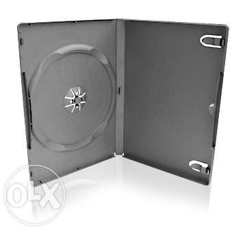 Боксы DVD / CD на 1 диск, 14 мм бокс