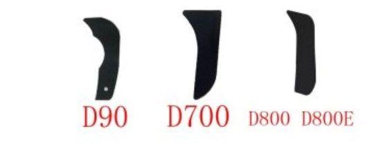 GRIP Cauciuc Inlocuitor spate Nikon D90 , Nikon D700, Nikon D800