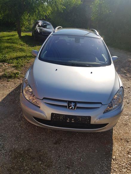 Пежо 307 sw 1.6 HDI 110ks 2004г Peugeot 307 sw 1.6 HDI