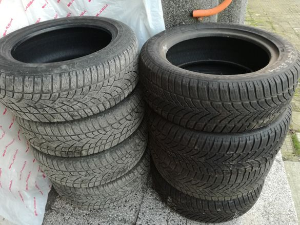 Зимни гуми DUNLOP SP WINTER SPORT 205/55/R16