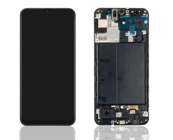 Display cu RAMA pentru Samsung A50 (A505 ..) / ecran lcd