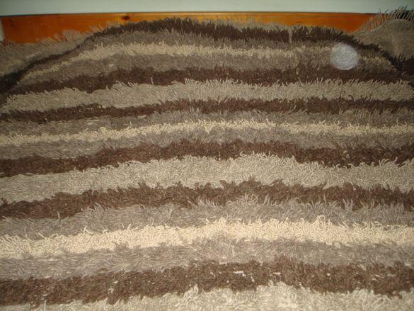 Нов ръчно тъкан китеник от чеиз 100% вълна