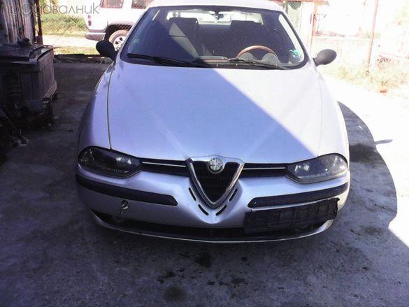 Алфа Ромео Alfa Romeo 156 2,4 жтд само на части.