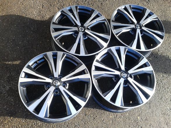 18'' оригинални алуминиеви джанти за Nissan X trail,Quashqai,Juke.