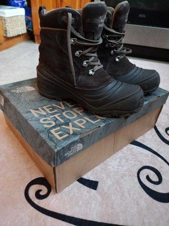Обувки/апрески the north face Youth chilkat lace II