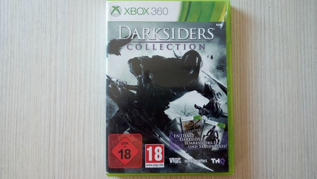 Vand Darksiders Collection Xbox 360 Darksiders 2 X box X-box ONE