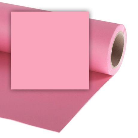 Fundal carton roz 2.72 x 11m pt studio, foto nou nascuti, nunta, botez